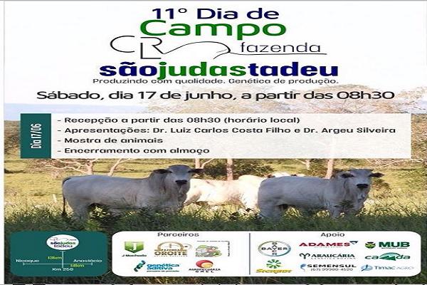 11º  DIA DE CAMPO FAZENDA SÃO JUDAS TADEU