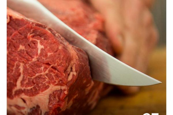 Abiec: exportação total de carne bovina cresce 13% e atinge 112 mil toneladas em janeiro