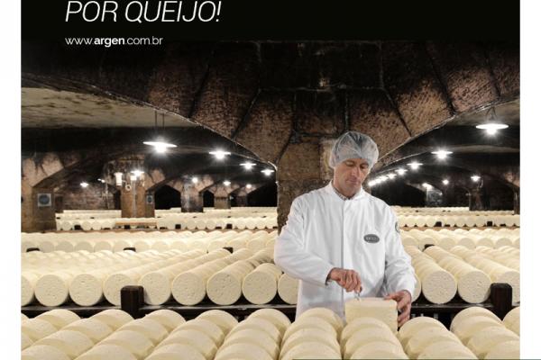 Loucos por queijo