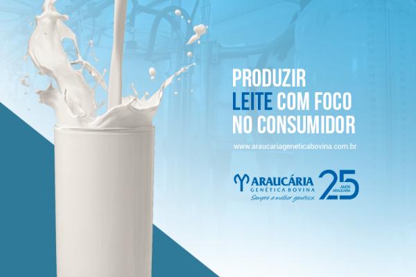 Produzir leite com foco no consumidor