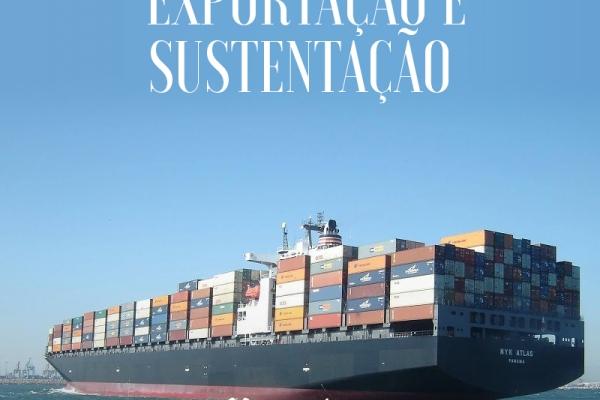 Exportação e Sustentação